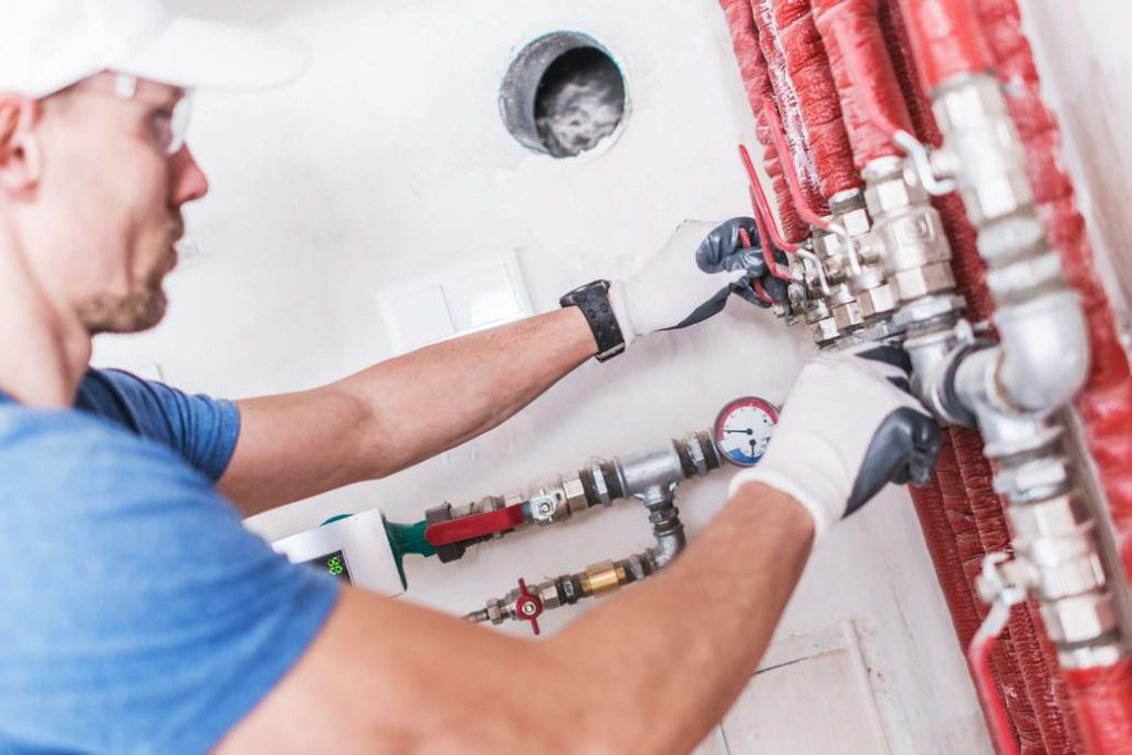 central heating engineer kettering
